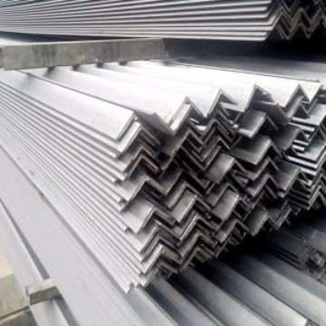 galvanized equal & unequal Steel angle bar